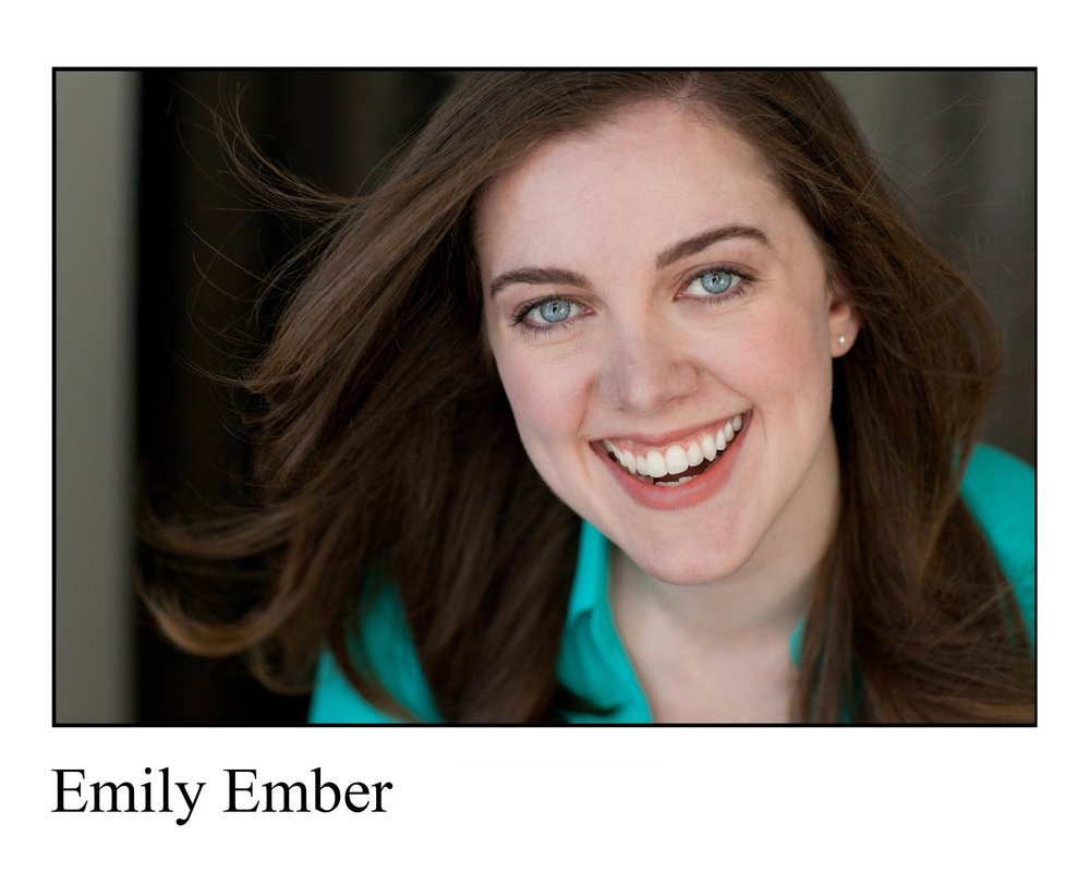Emily Ember Commercial Headshot Actor Chicago