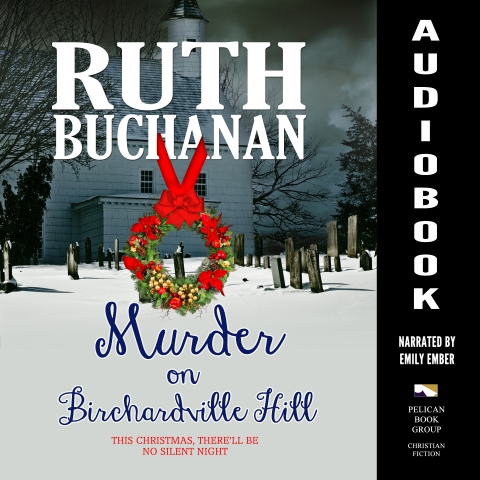 Murder on Birchardville Hill Emily Ember Narrator Audiobook Audible ACX Voice Talent Reader