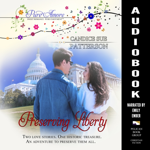 Emily Ember Preserving Liberty Actor Audiobook Narrator Audible