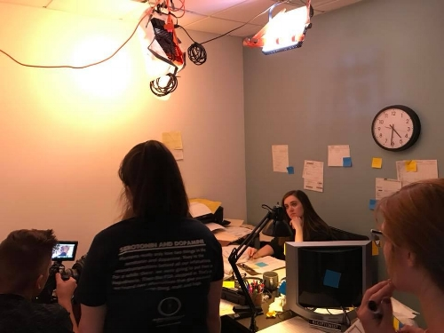 Belladona Emily Ember Karen Alecto Productions Webseries Film Chicago Psychological Thriller