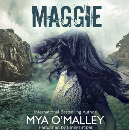 Maggie Emily Ember Audiobook Narrator Paranormal Fiction Reader Audible
