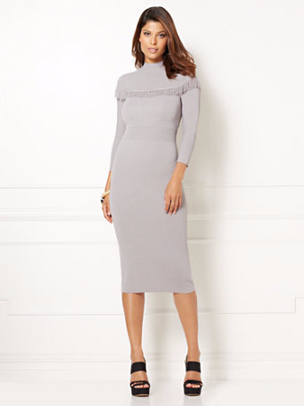 Eva Mendes Alice Dress