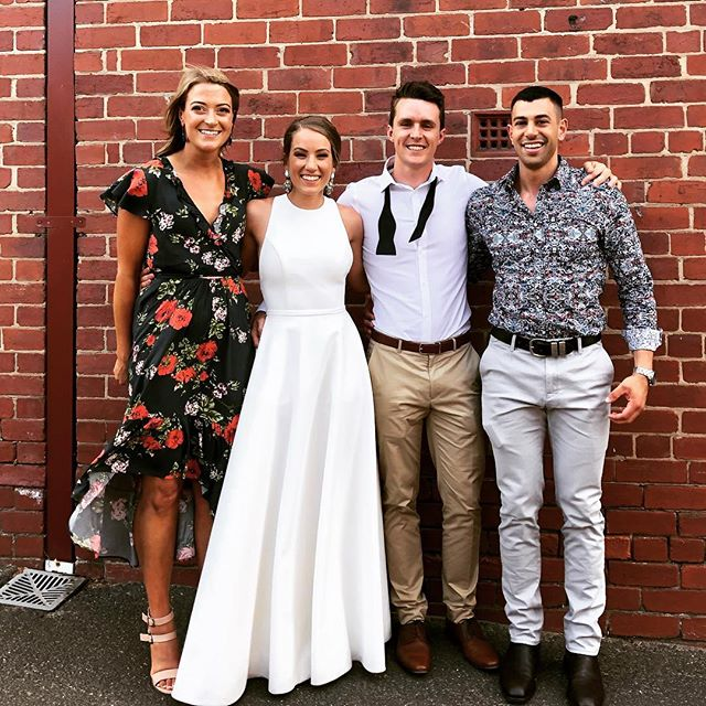 Congratulations on the Marriage of Dr. Harry and Dr. Chelsea Swan. Wishing them a life time of happiness and love together.  #youretheswanthatiwant