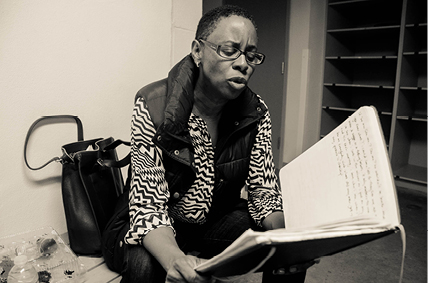 Lisa B. Thompson: Playwright and Associate Professor of African and African Diaspora Studies at UT Austin