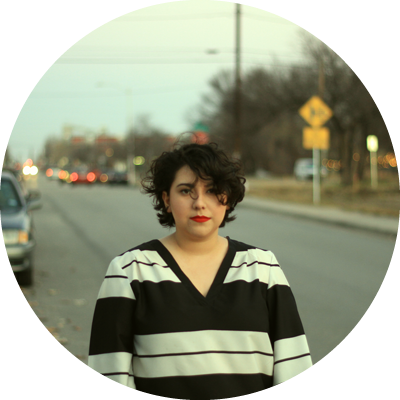 Illyana Bocanegra is a filmmaker and graphic designer living in Texas with her two cats Cowboy and Disco.