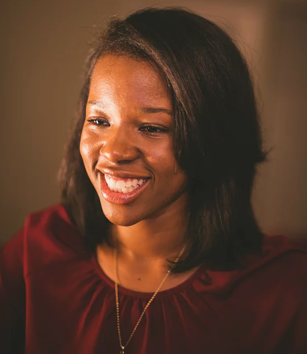 Performer and comedienne Taji Senior-Gipson's love for the creative arts runs deep. When she's not exploring Austin's fascinating world of theater, Taji is helping build the next generation of women leaders as a Marketing and Communications professional for the local chapter of a global non-profit.