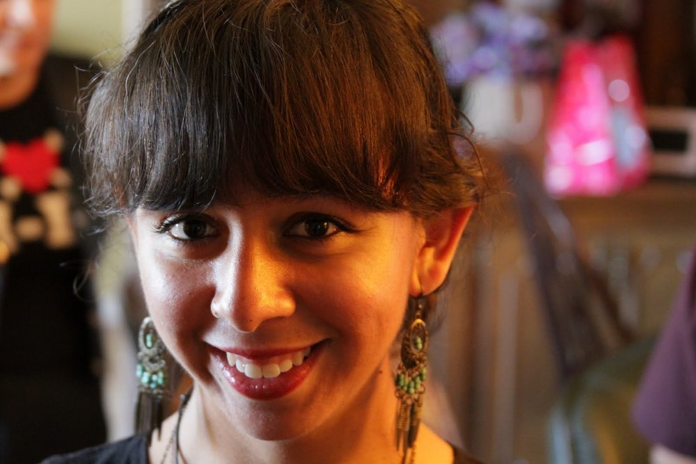 Filmmaker Angie Reza Tures