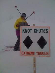 Knot Chutes: EXTREME