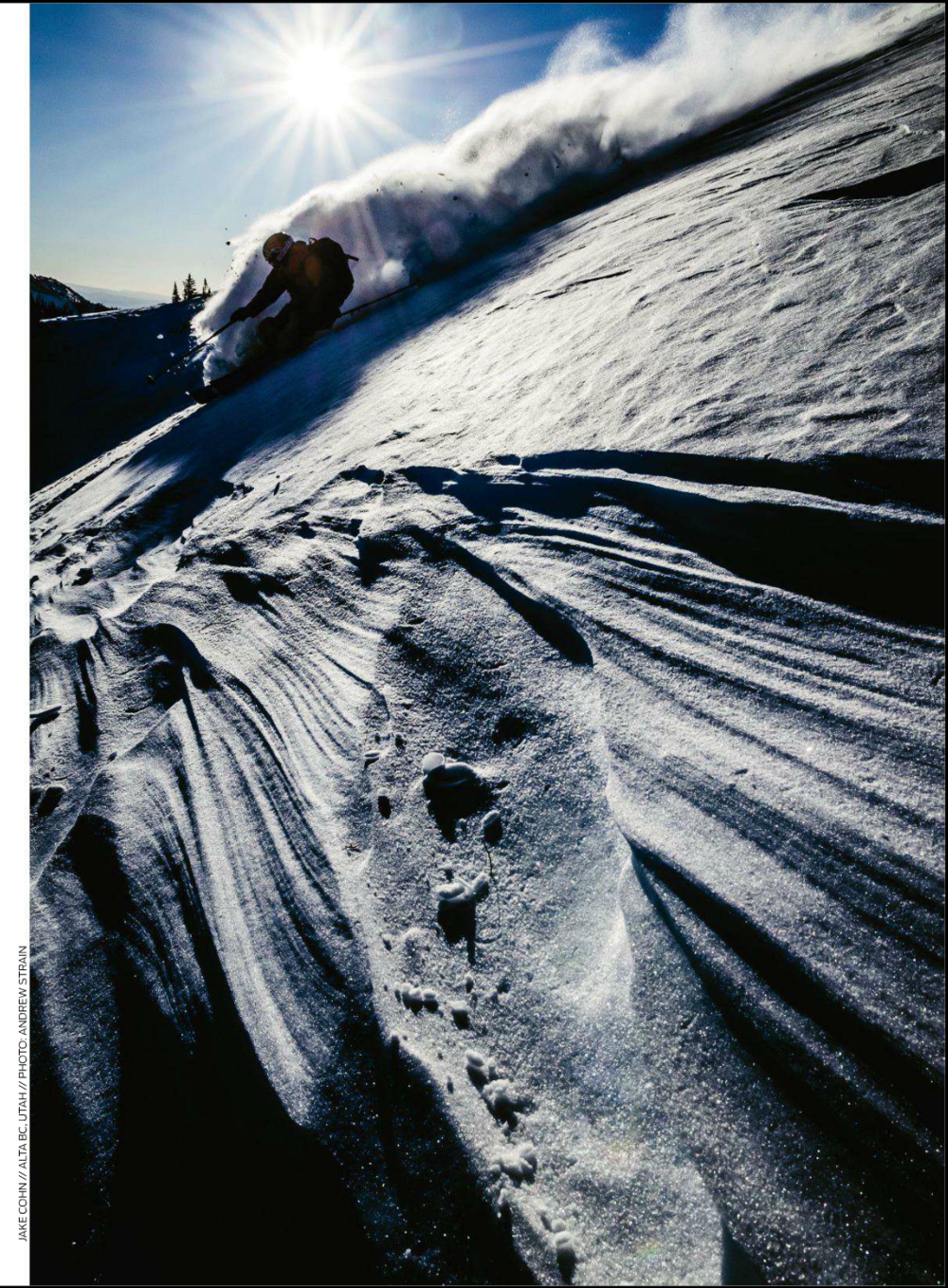 Backcountry Magazine, Feb 2013