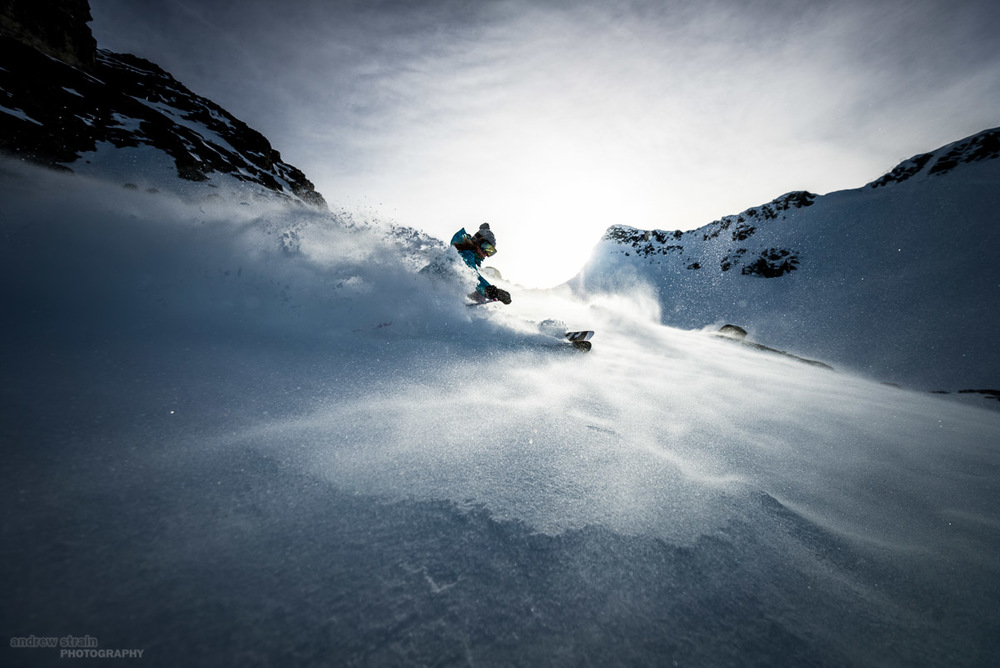 McKenna Peterson, Blackcomb BC. Deep Winter Photo Challenge 2013