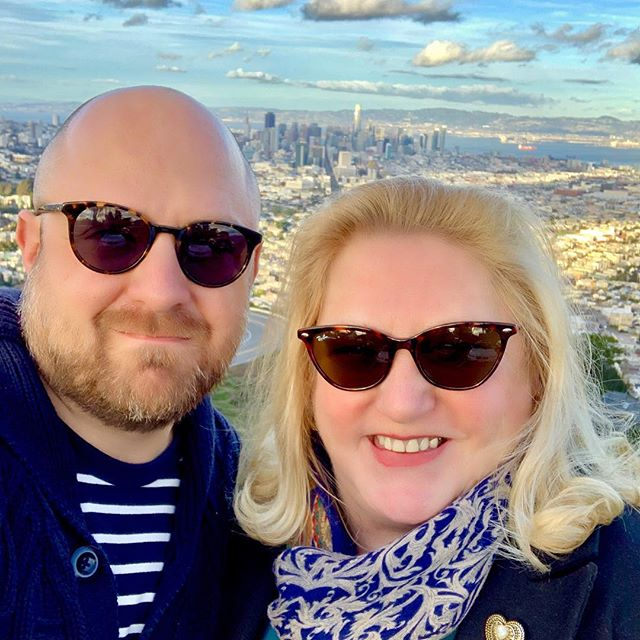 Last night with my Mum before she heads back east. Thankful for her in so many ways and grateful for how our relationship has evolved and grown through the years. Couldn't ask for a more supportive, loving, and joyful mother. #mom #mum  #mothers #grateful #joy #joyful #twinpeaks #sf #sanfrancisco