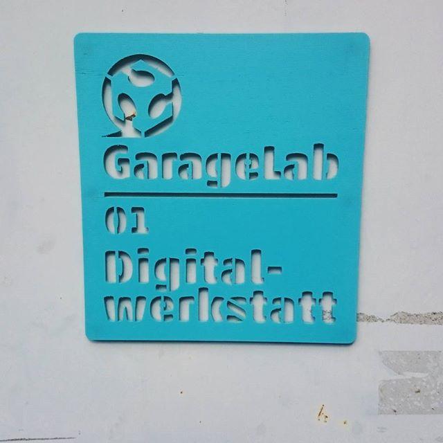 Makers gonna make. Exciting stuff happening at #garagelab #Düsseldorf. #fablab