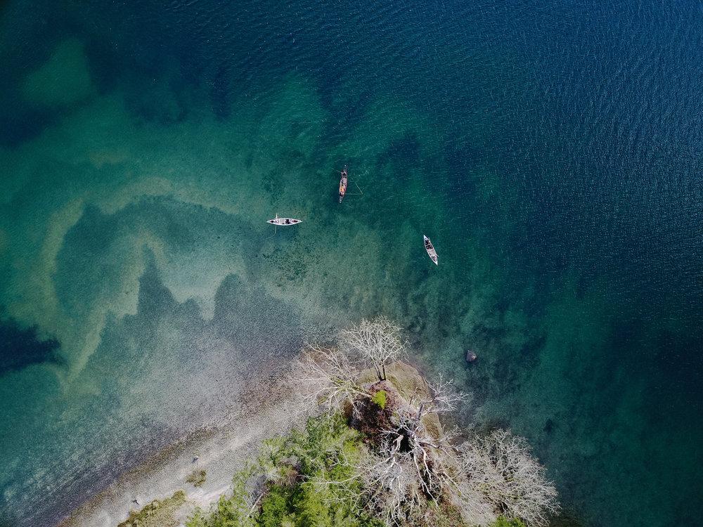 Puget Sound Canoe Trip