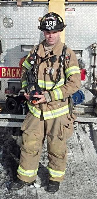 Danny Vartan Firefighter/Inventor