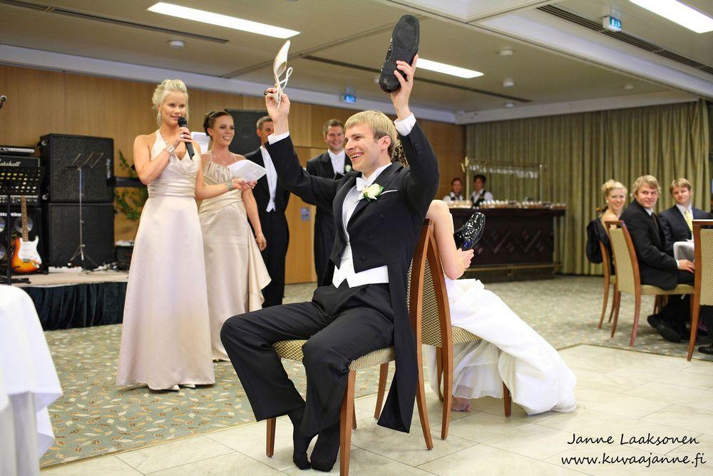 Aulanko kesäkuussa, hääjuhla ja hääkoristelut. Valokuvaaja Janne Laaksonen, Riihimäki