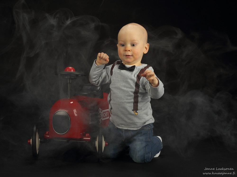 Lapsikuvaus studiossa, Riihimäki