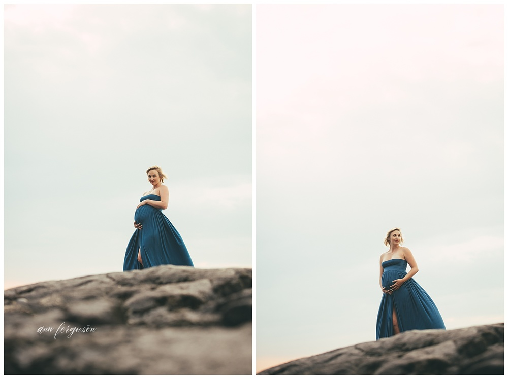 big island maternity session