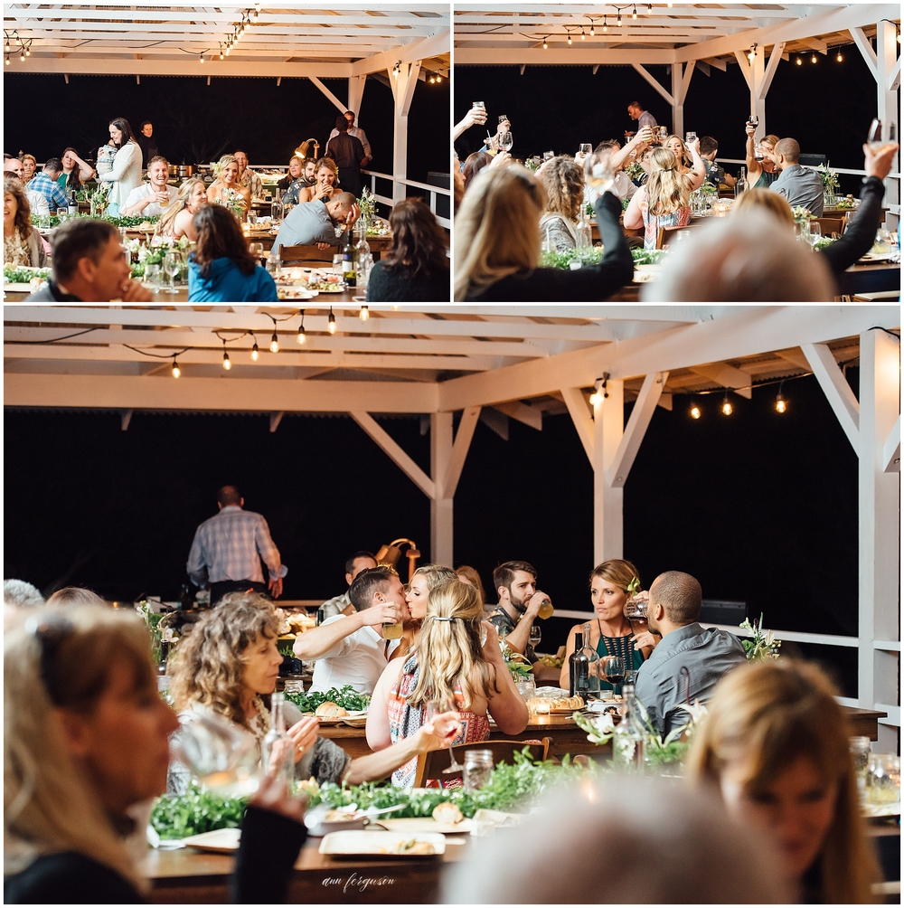 puakea ranch wedding reception