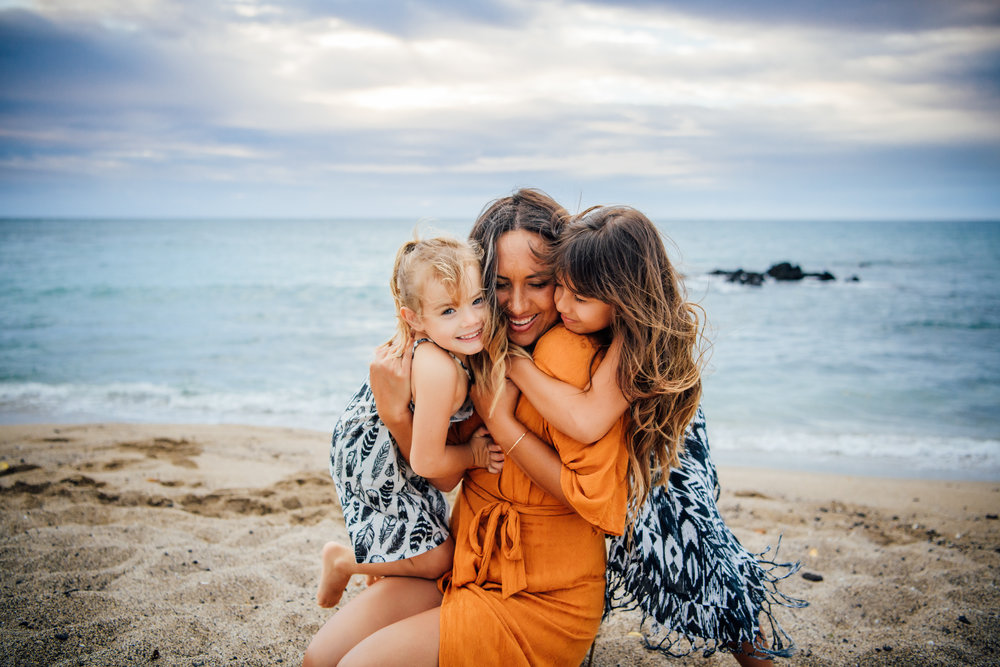 Motherhood Session | Big Island Family Photograper -
