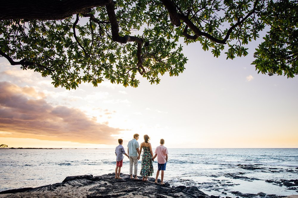 Kona Family Photographer