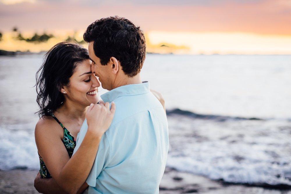 Hawaii Wedding Photographer - Kukio