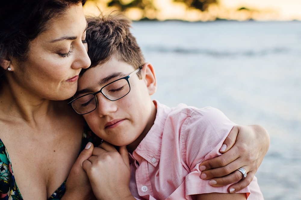Sweet embrace, Kona photographer