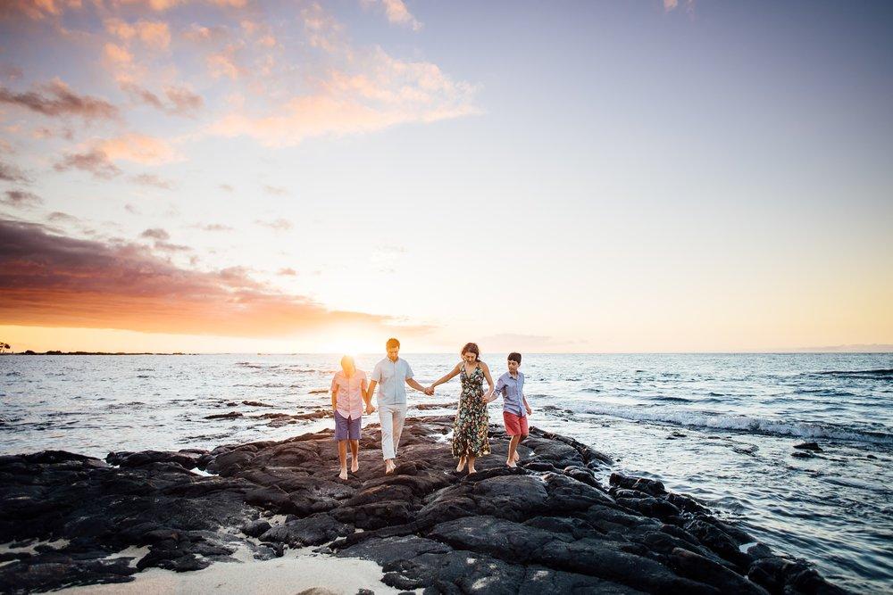 Hawaii Sunset Session