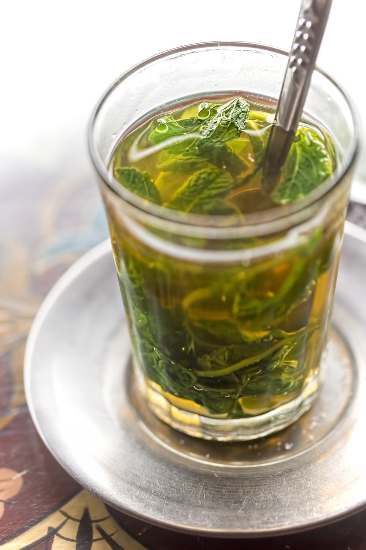 Mint Tea, Morocco, 2017