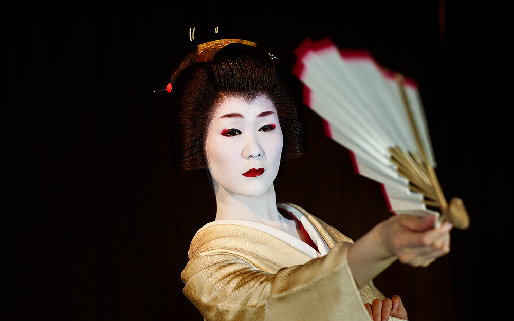 Seeing Geiko Exhibition Image 3