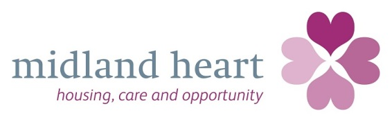 Marketing Communications Delivery Manager Midland Heart Job Type - Jobs in Business Support Contract Type - Permanent Location - Bath Row, Birmingham Salary - £38,380 rising to £40,400 per annum after successful completion of probationary period Hours - 35 hours per week (Full Time) Closing date: 25 September 2016 Building relationships is at the heart of what we do. So it's no surprise we're so passionate about our people. After all, they're just as passionate about the communities we serve. We're committed to becoming one of the most efficient providers of affordable housing and community investment services. And while we exist to put customers first, create opportunity and enthuse our customers, we also strive to create an ambitious, inclusive place to work, where we recognise that every single one of us makes a difference. Our Marketing and Communications team delivers first class communications to our staff, customers and stakeholders to ensure that Midland Heart has a strong, clear and consistent brand. The role of Marketing and Communications Delivery Manager is wide ranging; one that calls for solid experience of the co-ordination of internal and external marketing and communications campaigns. You'll have proven ability to manage projects from concept to delivery; providing consistent, coordinated and trusted communications which is high quality and underpins our business plans. With a passion for creative internal communications, you will have experience in improving staff engagement within a large organisation. You will have managed a number of successful communication campaigns that have delivered strategic messages across a range of digital platforms. We are located in modern offices in walking distance of the tramlines and New Street Station. If you're looking for a career that will give you plenty of opportunity to grow and develop, work together with us. If you are a disabled candidate and require a hard copy pack or a different format, for example l