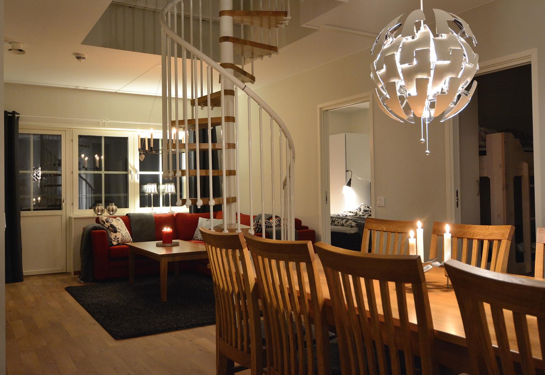 Matbord För 10 Personer : Lägenheten ? hc ski lodge