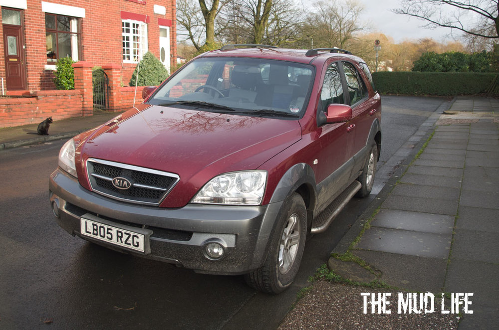 The old Sorento had proved itself a solid and reliable workhorse.