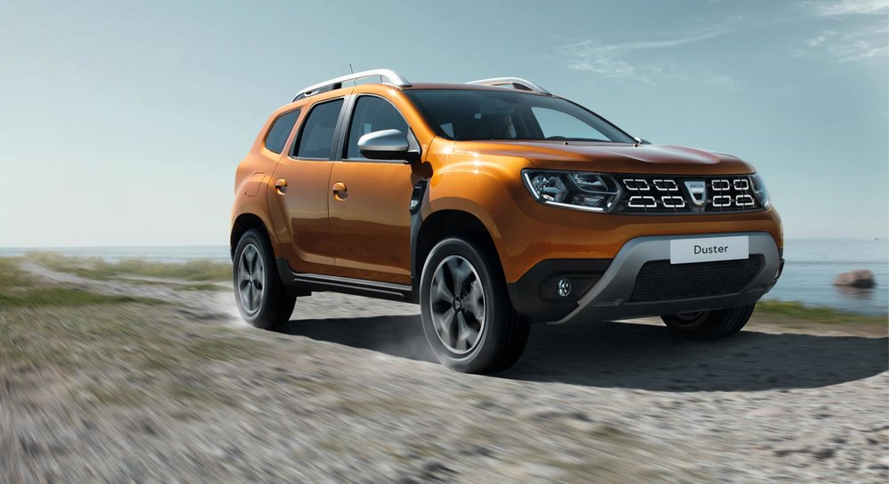 All-New Dacia Duster EMBARGOED 10h10 UK 120917 (8).JPG