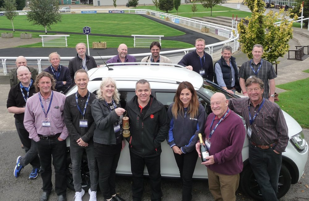 The Northern Group of Motoring Writers awarding Suzuki  2017 Northern Car of the Year.
