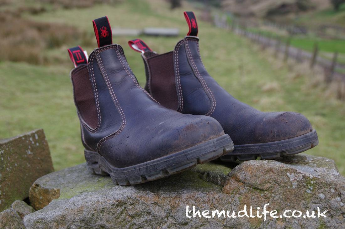 Redback Boots Original — The Mud Life