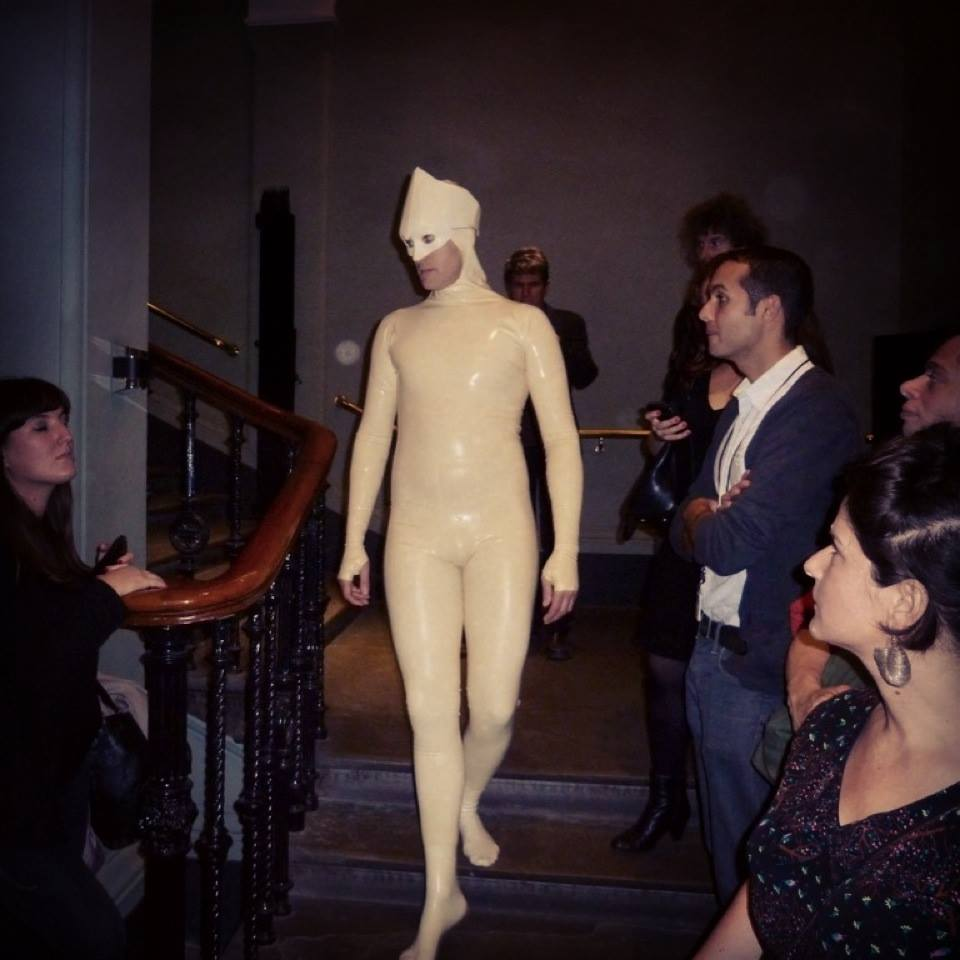 V&A Club to Catwalk 2013 - Photo: Peter McAlavey