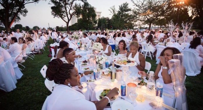 Diner En Blanc (Washington, DC)