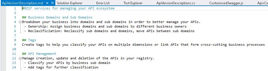 API Series Part 2b - Add Non-Intrusive Markdown to Swagger UI — Jack