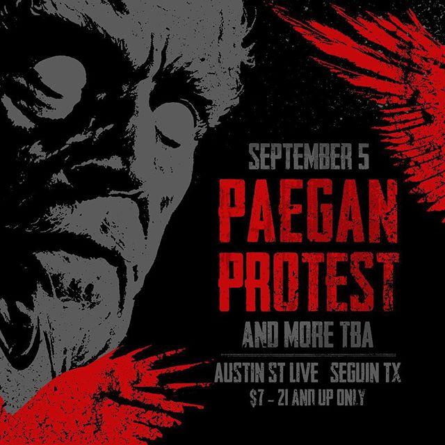Sept 5th #protest #live #thrashmetal #september  #seguin #texas