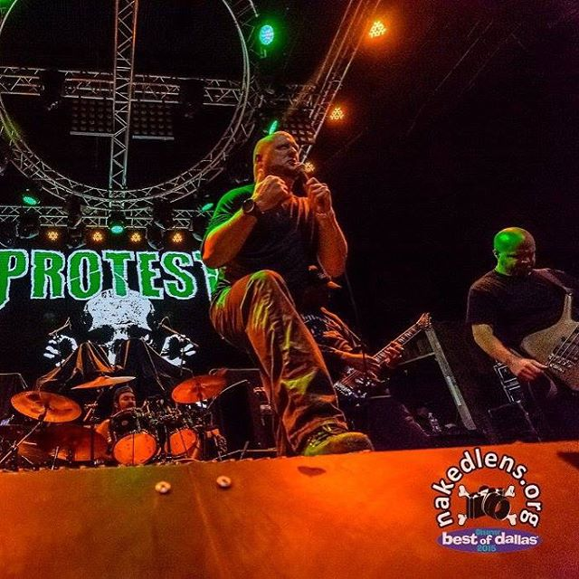 Protest opening for GWAR