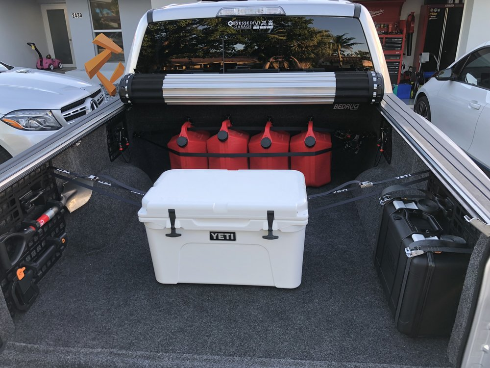 f-150 raptor yeti cooler mount
