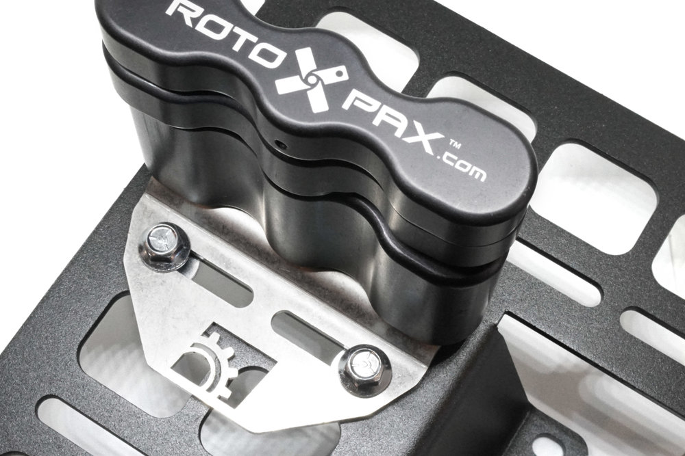 rotopax mount ford f-150 f-250 f-250 off road overland builtright