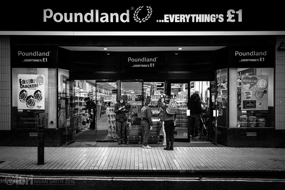 Everything's a Pound