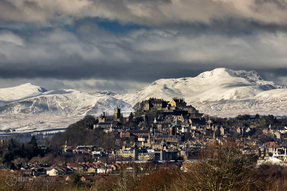 The  City of Stirling.  Small but perfectly formed.