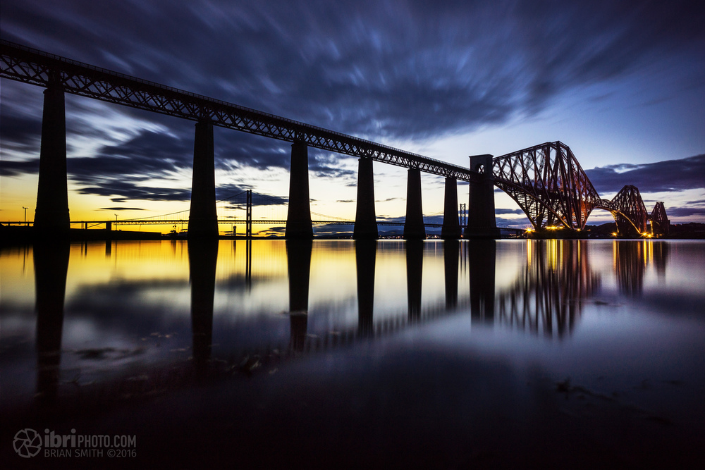 The  Forth Bridge  shot. Had to get it out of my system.
