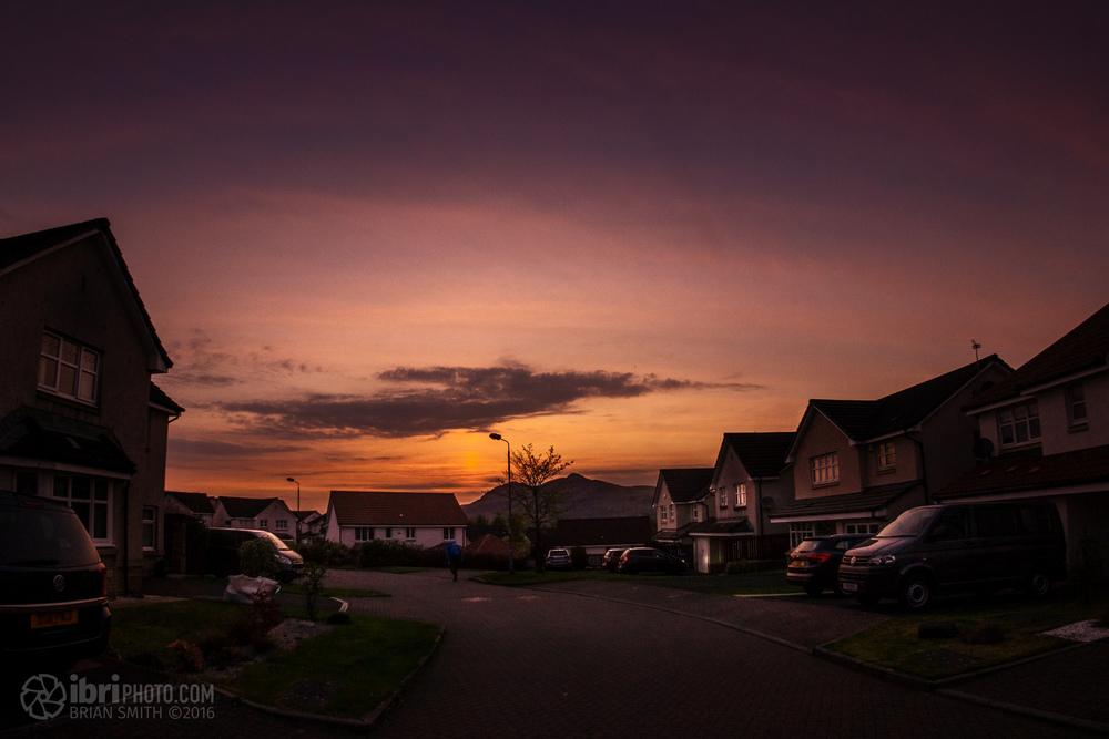 Sunset Street