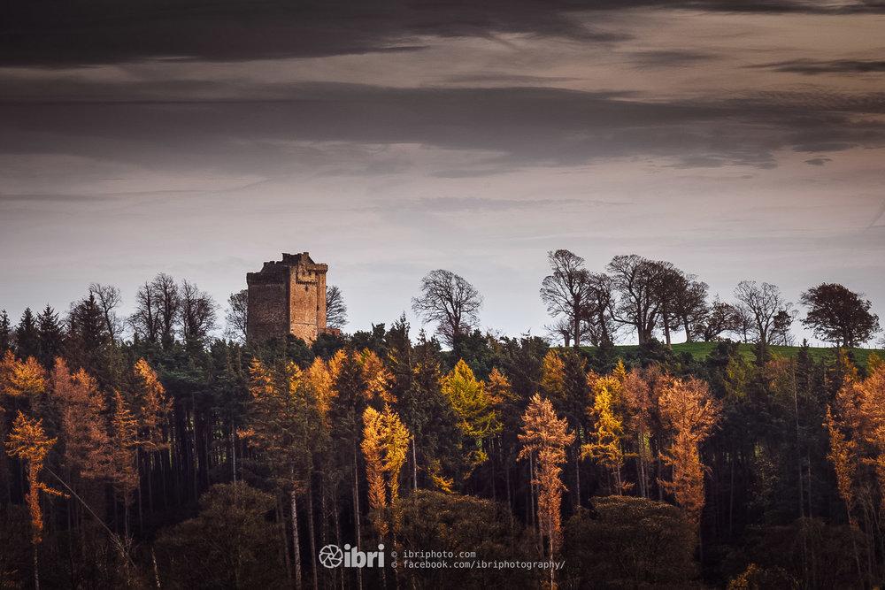 Clackmannan Tower.
