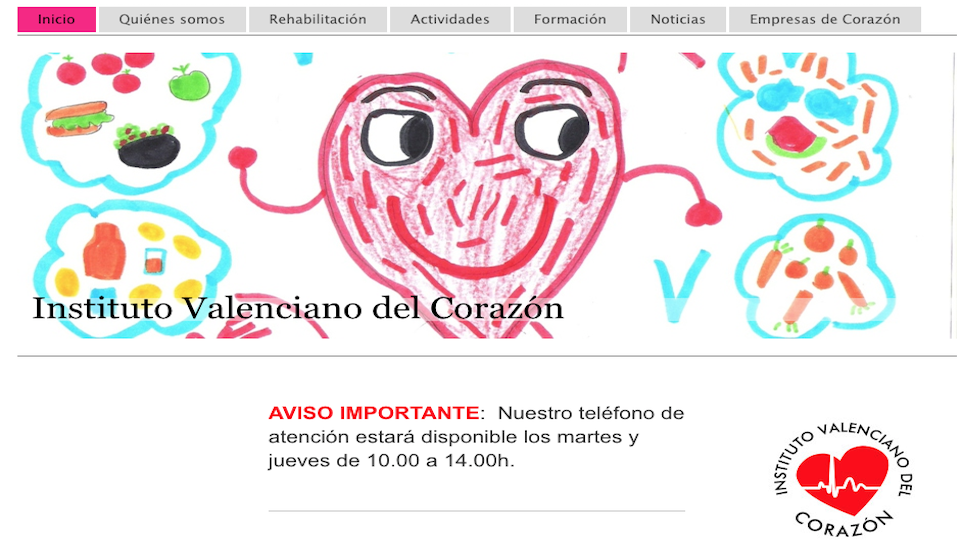 Instituto Valenciano del coraz´ón