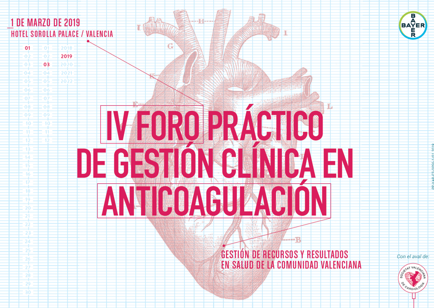 IV FORO GESTION SVC