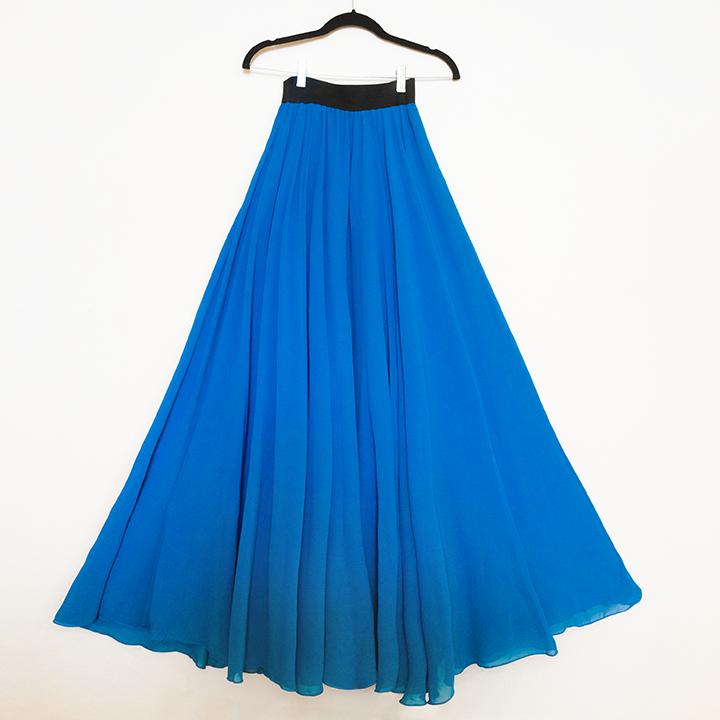 Skirt - Azure